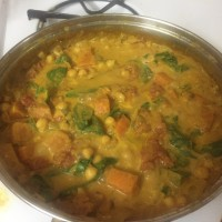 Learning to Love the Chickpea (Part 2 - My Recipes)